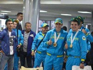 Украина на олимпийских играх фото