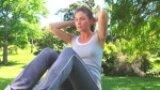 Как накачать мышцы женщине в домашних условиях