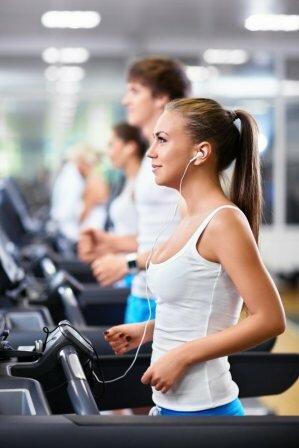 Как похудеть в тренажерном зале девушке