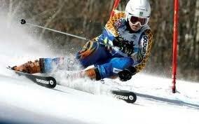 Олимпийские виды спорта - горнолыжный спорт