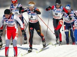Зимние олимпийские игры - лыжные гонки