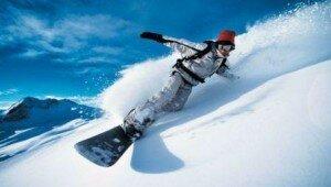 Зимние олимпийские игры - сноуборд