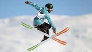 Фристайл - олимпийский вид спорта