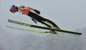 Лыжное двоеборье - вид спорта